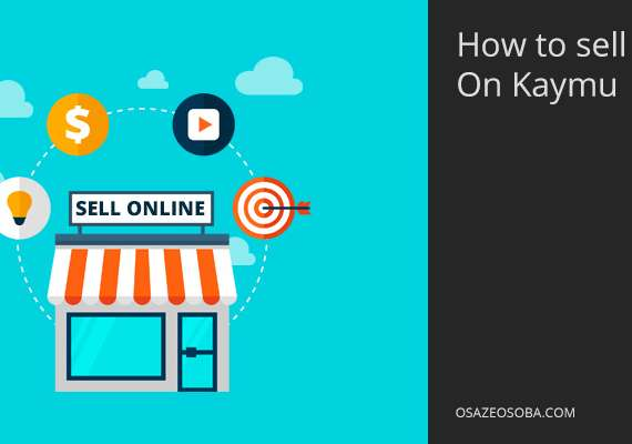 how to sell on kaymu